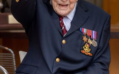 RIP Captain Sir Tom Moore