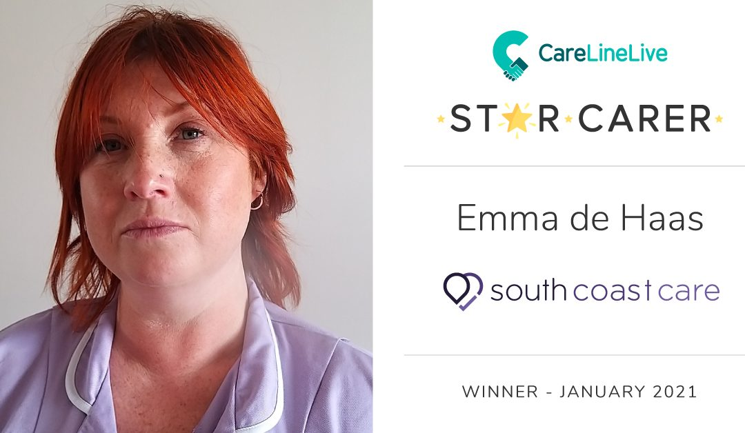 Star Carer of the Month